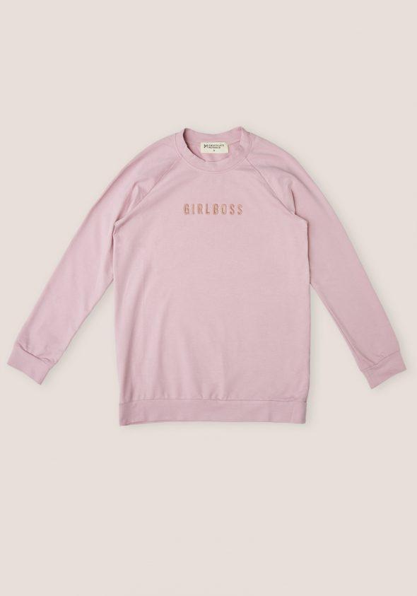 Girlboss / Hosszú ujjú pulóver