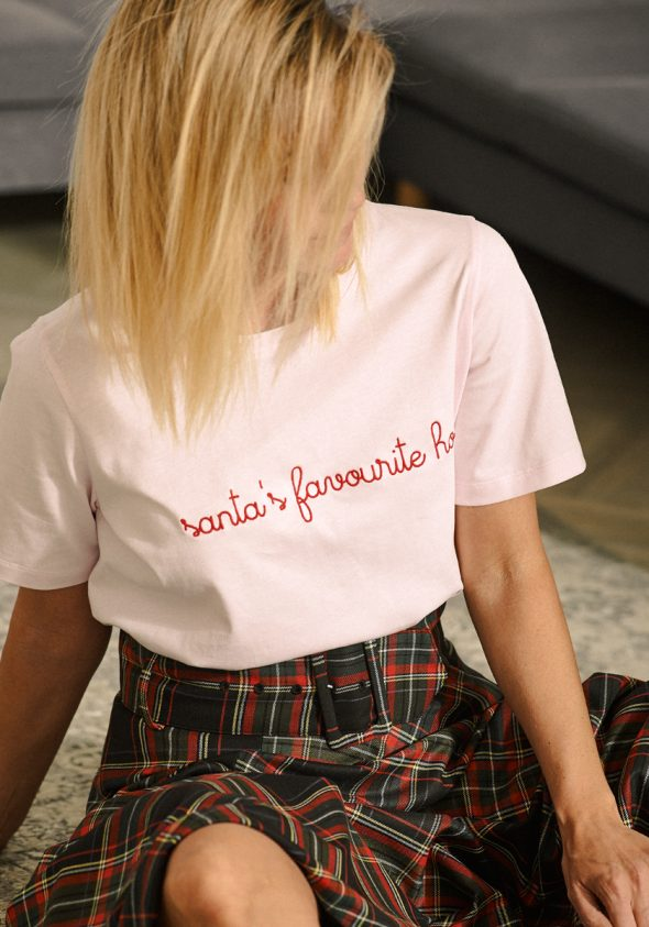Santa's Favourite Ho / T-shirt